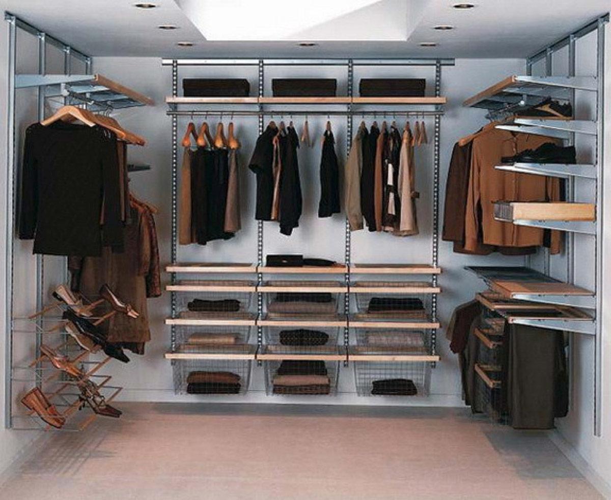 Гардеробные комнаты от компании мебель с, екатеринбург.
